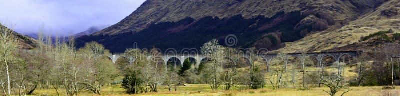 Loch Shiel, Lochaber zdjęcia royalty free