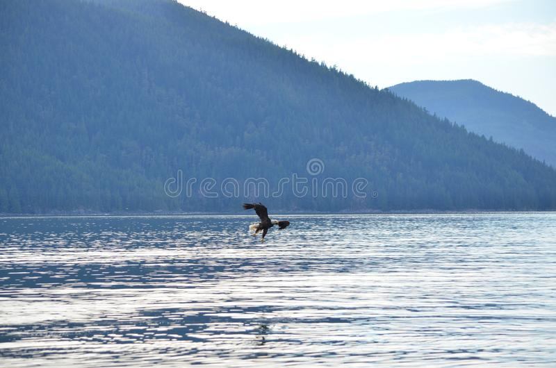 Loch, Sky, River, Lake royalty free stock photos