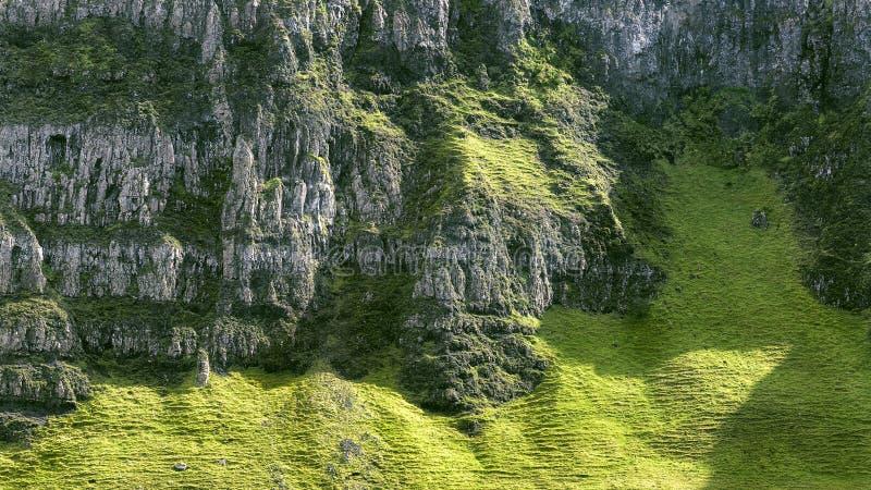 Loch Sneosdal photographie stock libre de droits