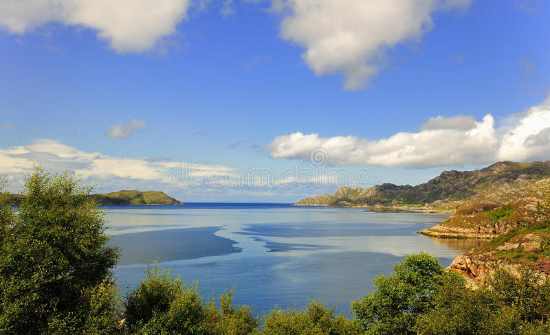 Download Loch Torridon Narrows, Scotland Stock Image - Image of coastal, wester: 23875291