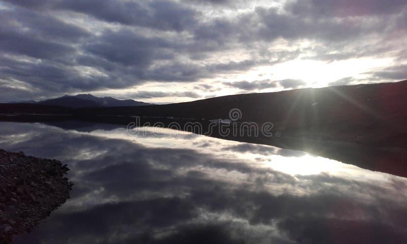 Lochbroom стоковое фото rf