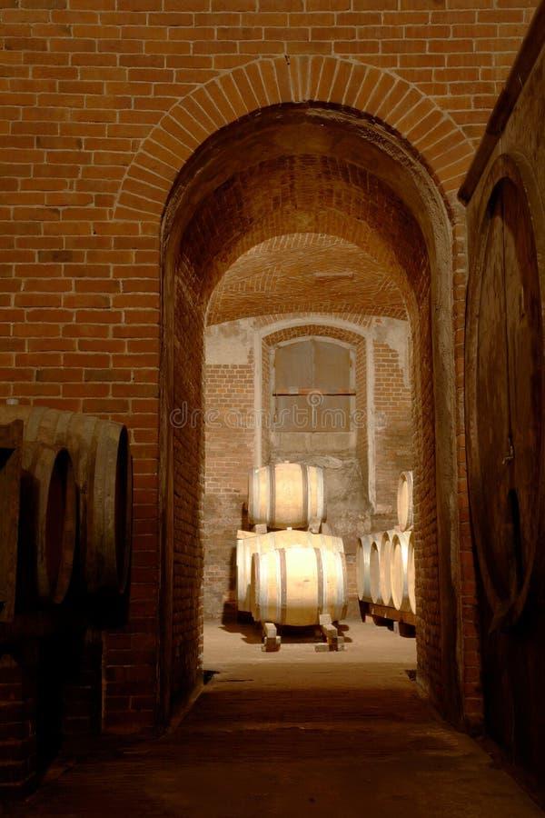 lochu wineyard obraz stock