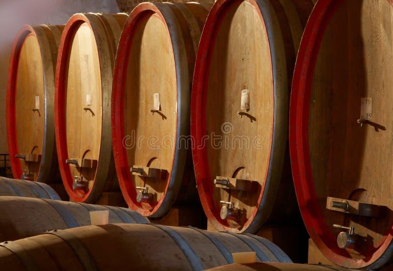 lochu wineyard obrazy stock