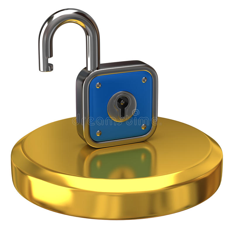 Download Lock stock photo. Image of object, fashion, free, guard - 16726130