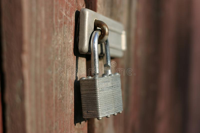 Lock Free Stock Photography