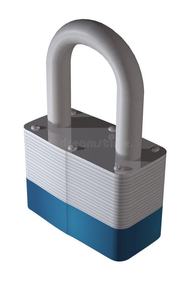 Lock vector illustration