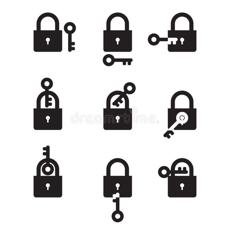 Free Lock And Key Stock Images - 46231564