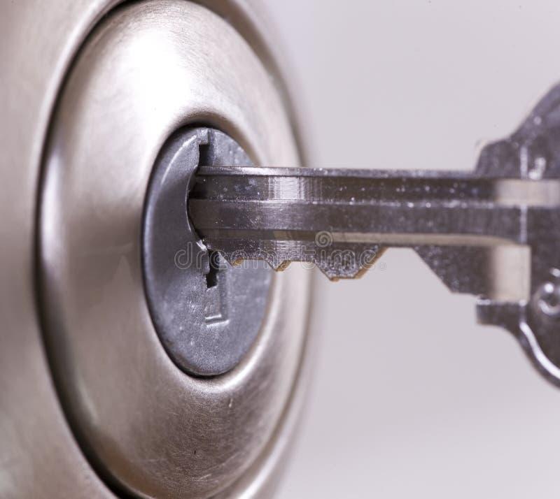 Free Lock And Key Stock Image - 7616421