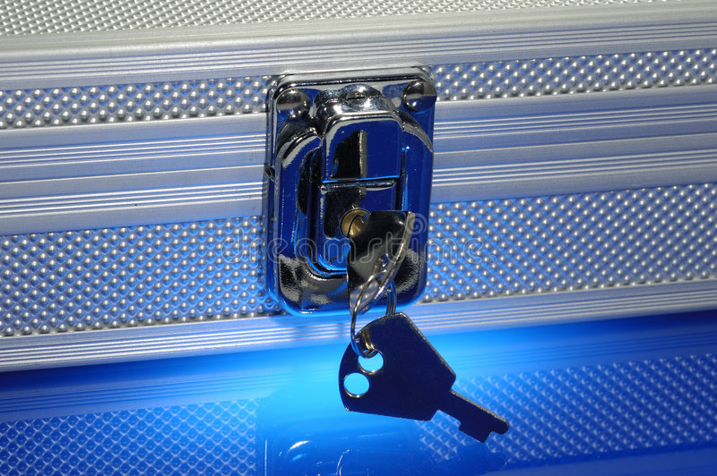 Download Lock Box stock image. Image of latch, privacy, secure - 3498167