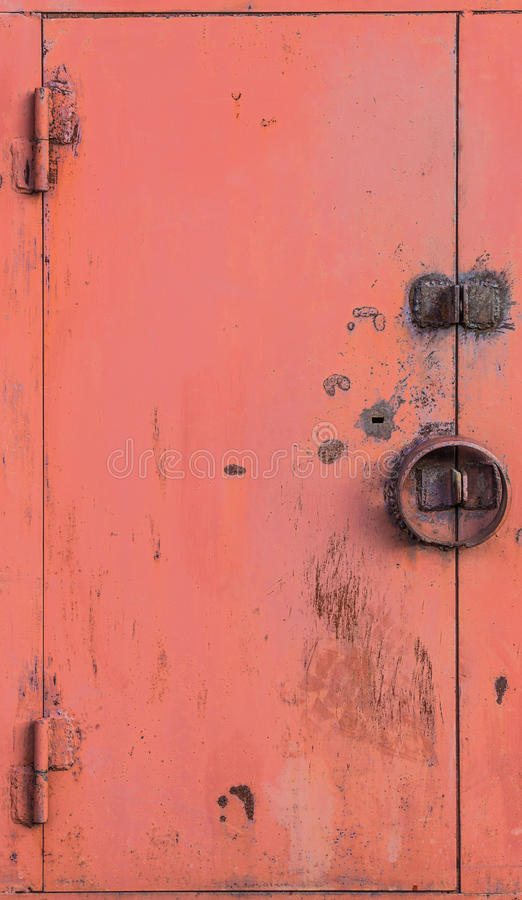 Download The lock on gate stock photo. Image of equipment, latch - 28013220