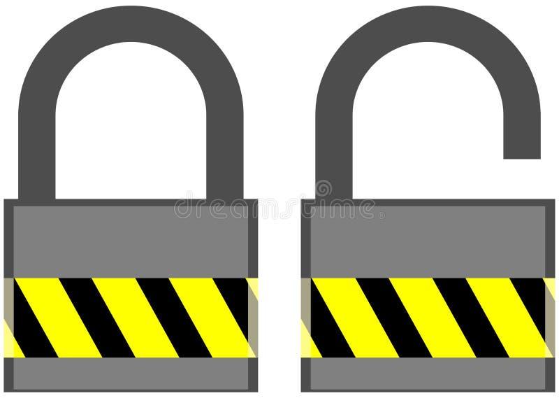 Download Lock icon stock vector. Image of lock, artwork, image - 38286060