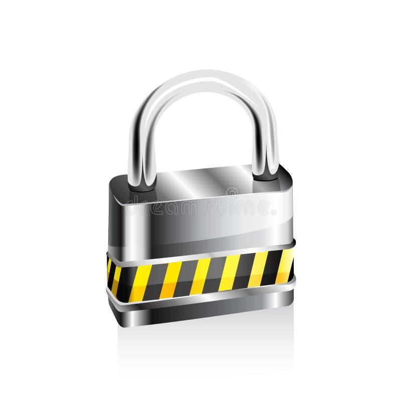 Lock icon. Vector stock photography