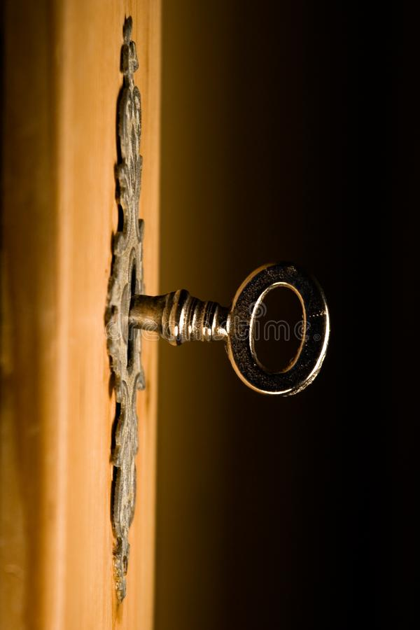 Lock and Key series5 royalty free stock image