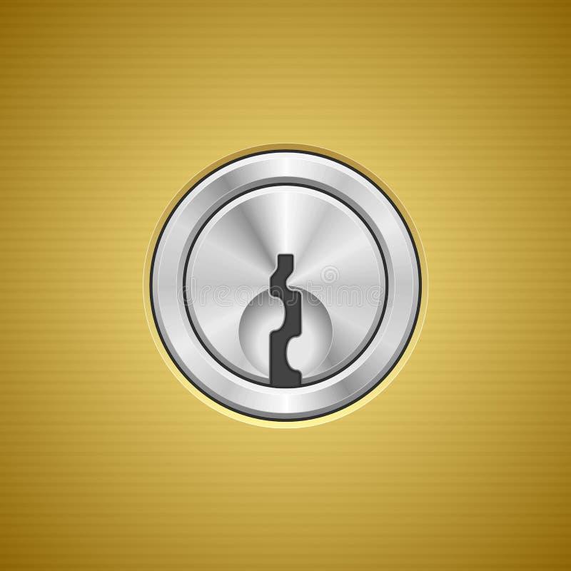 Download Lock Royalty Free Stock Photos - Image: 36406278