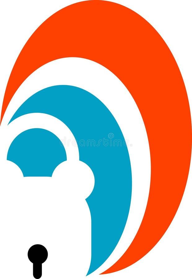 Download Lock Logo Stock Images - Image: 14650964