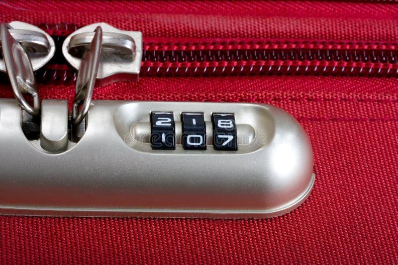 Lock password stock image