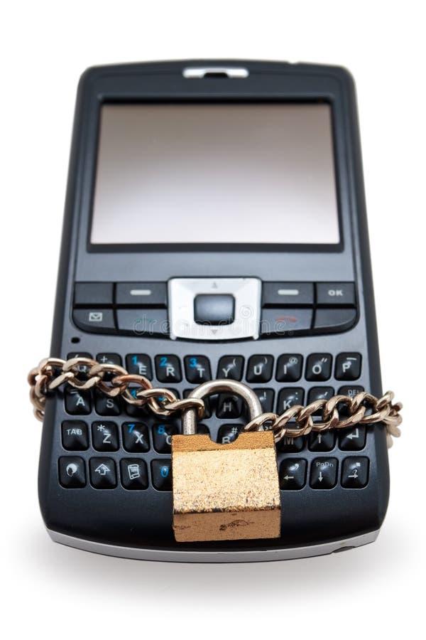 Free Lock Phone Royalty Free Stock Images - 11537229