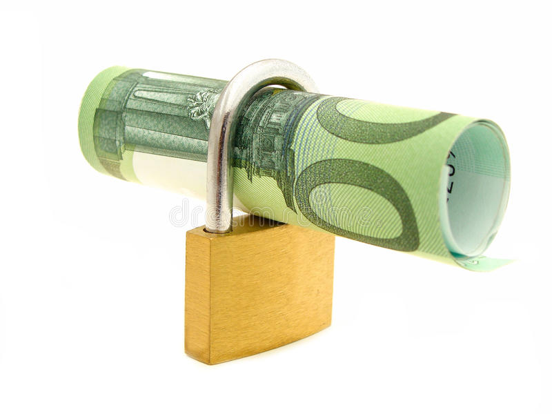 Download Locked in stock image. Image of economy, cash, bank, green - 20725075