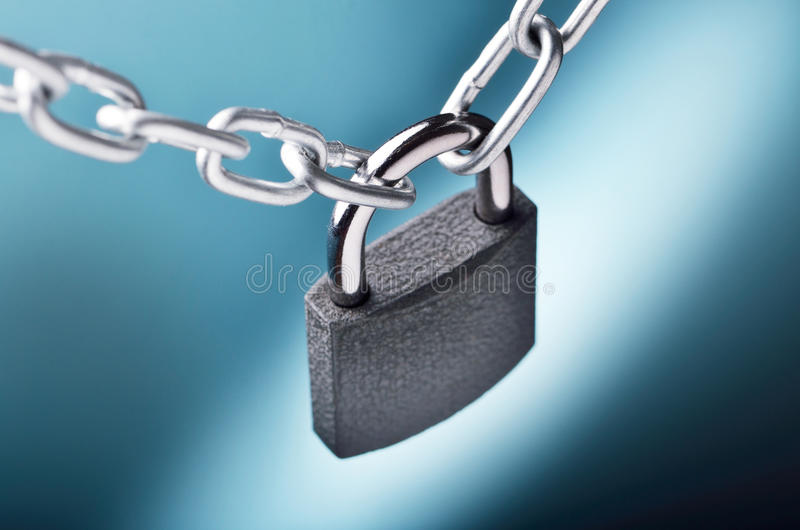 Locked imagens de stock royalty free
