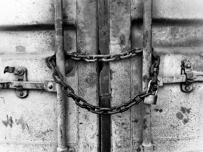 locked immagine stock libera da diritti