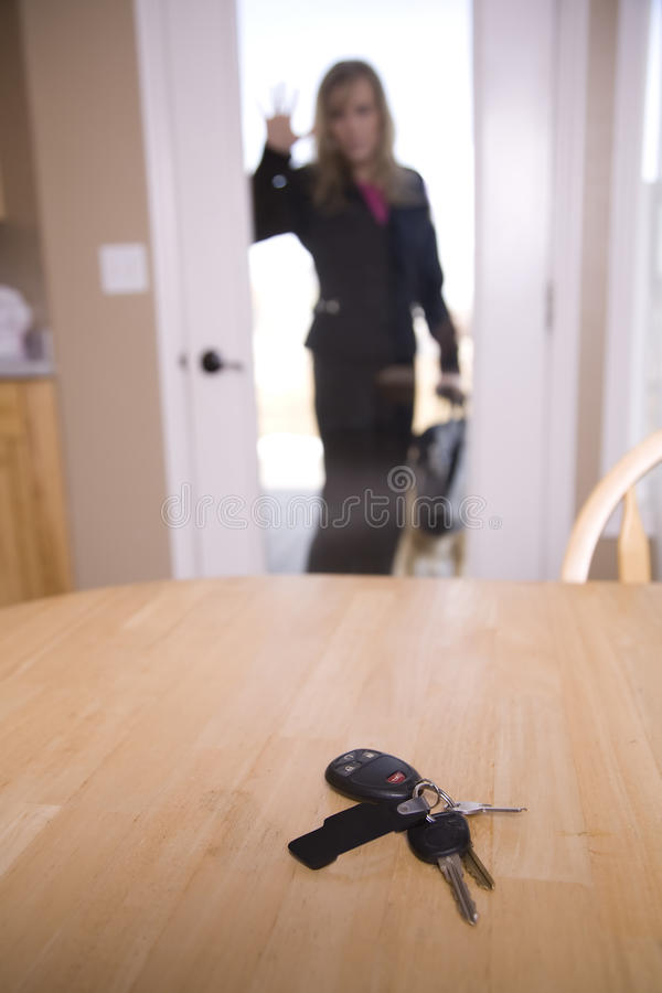 Download Locked out of house stock image. Image of keys, looking - 13558555