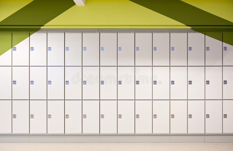 Download Lockers stock image. Image of theft, school, protection - 13581885