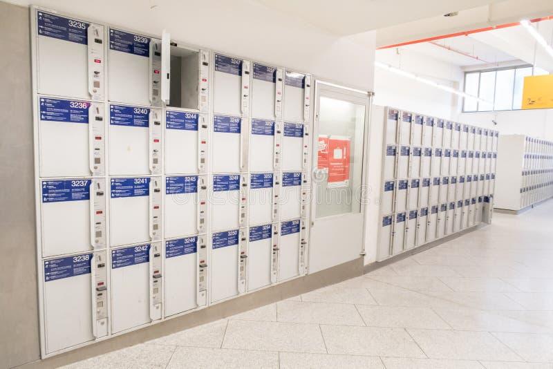 lockers fotos de stock royalty free