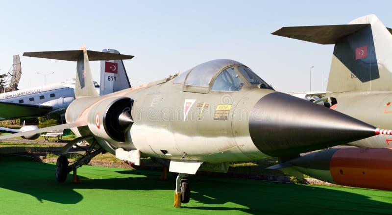 Lockheed F-104S Starfighter zdjęcie stock
