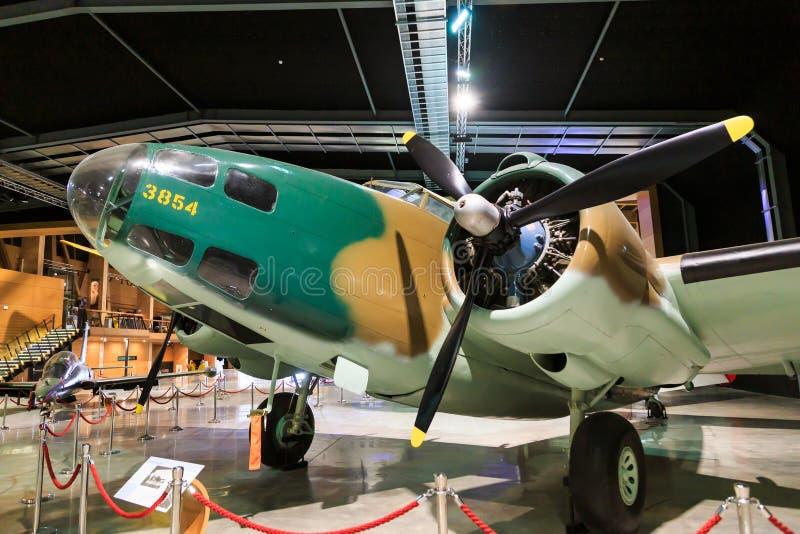 Lockheed Hudson zdjęcia stock