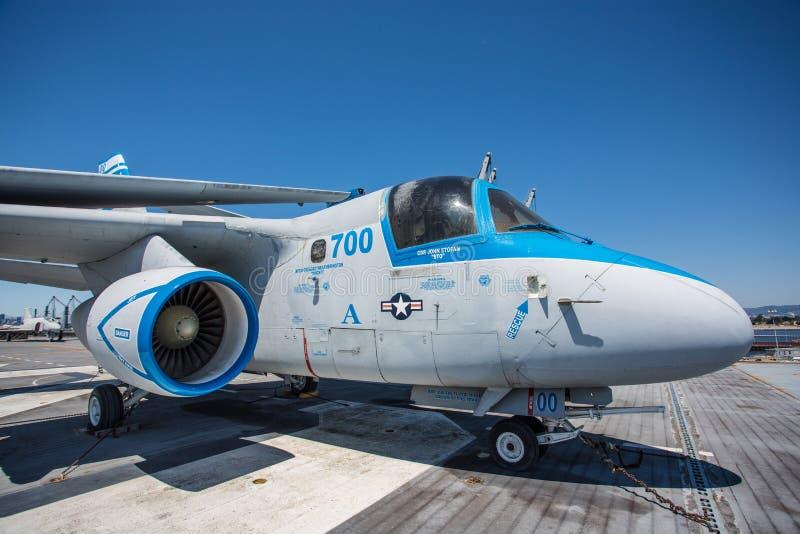 Lockheed S-3B Vikingo fotos de archivo