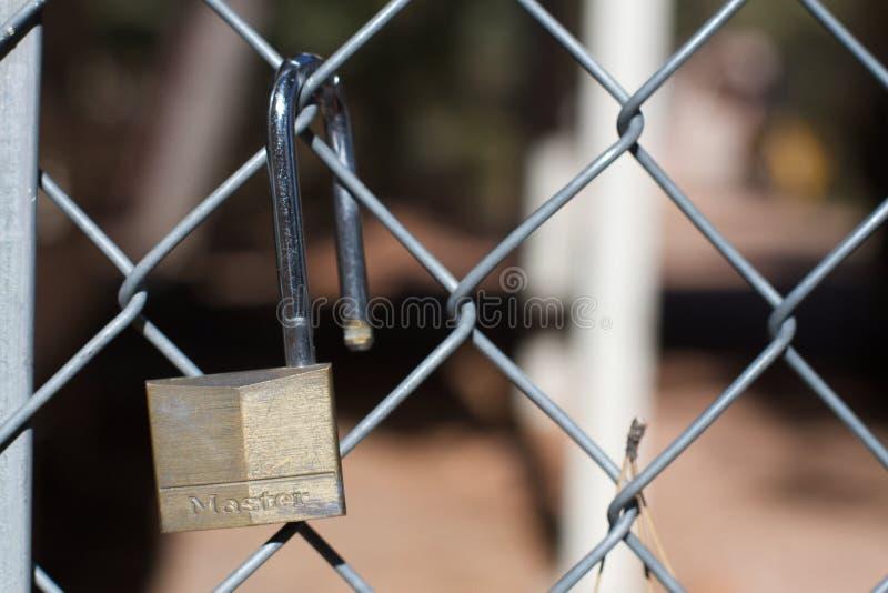 Locking The Master Free Public Domain Cc0 Image