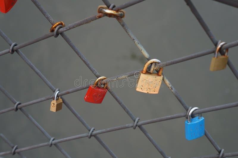 Locks royalty free stock photo