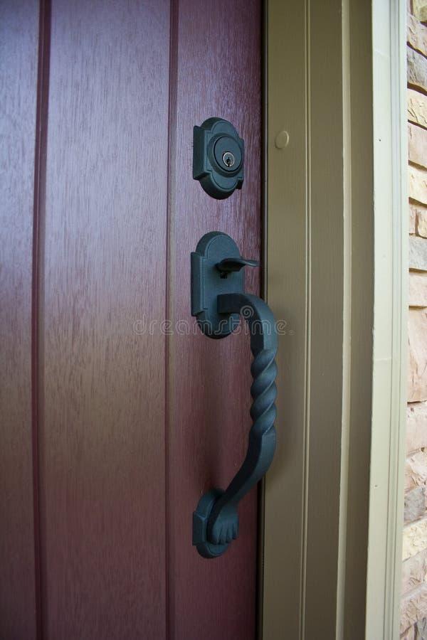 Lockset 库存照片