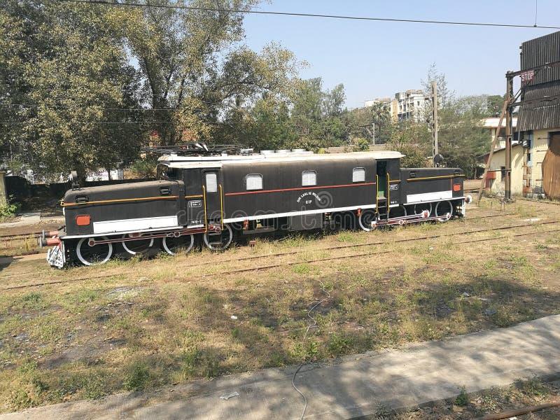 locomotieven royalty-vrije stock foto