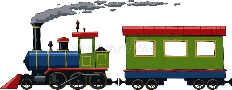 Locomotiva fotografia stock libera da diritti