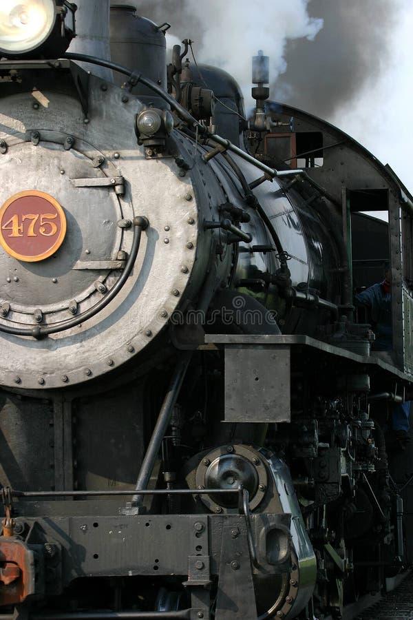 Download Locomotiva imagem de stock. Imagem de fumo, motor, pensilvânia - 57699