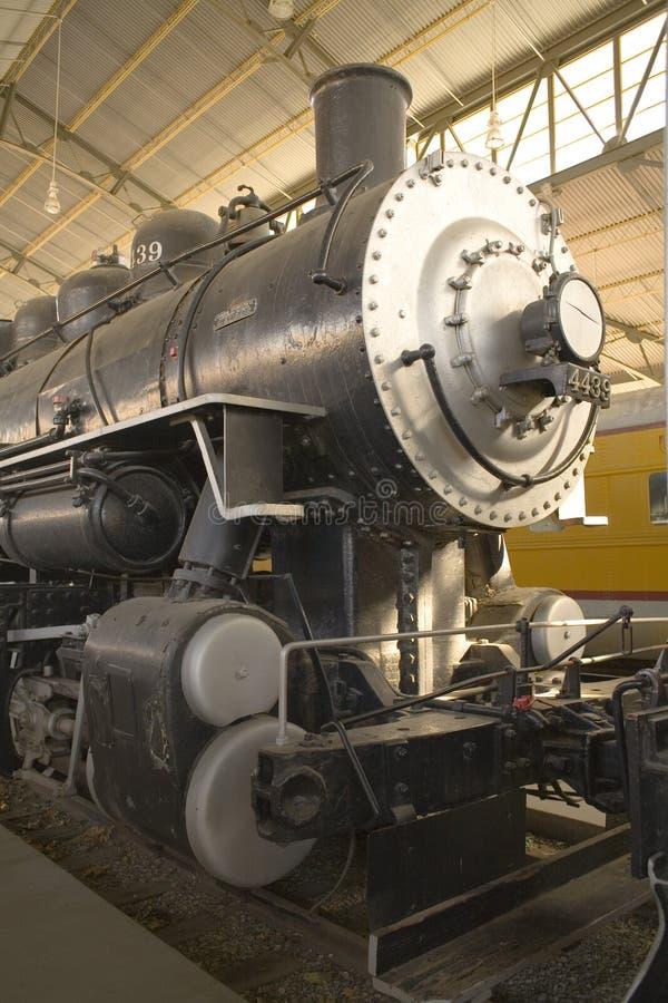Locomotiva de vapor 2. foto de stock