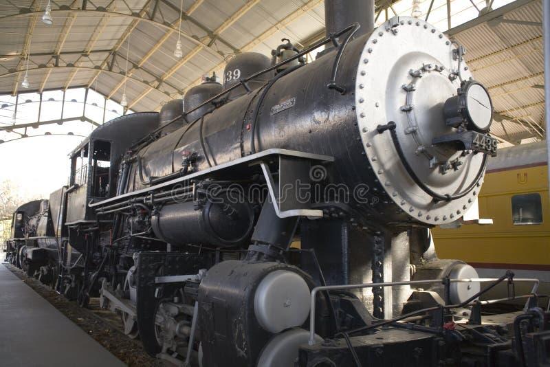 Locomotiva de vapor 3. foto de stock royalty free