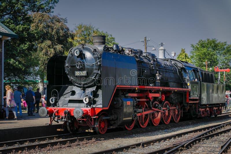 Locomotiva de vapor VSM 50 307 fotos de stock