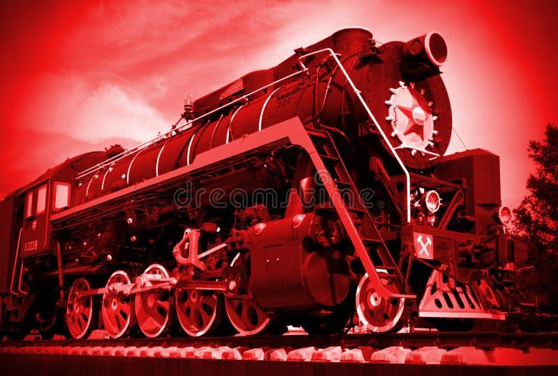 Download Locomotiva di vapore immagine stock. Immagine di pesante - 3148817
