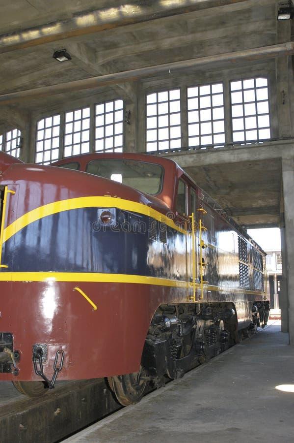 Locomotiva elétrica fotos de stock royalty free
