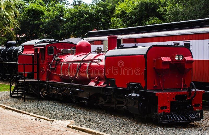 Locomotiva velha fotografia de stock royalty free