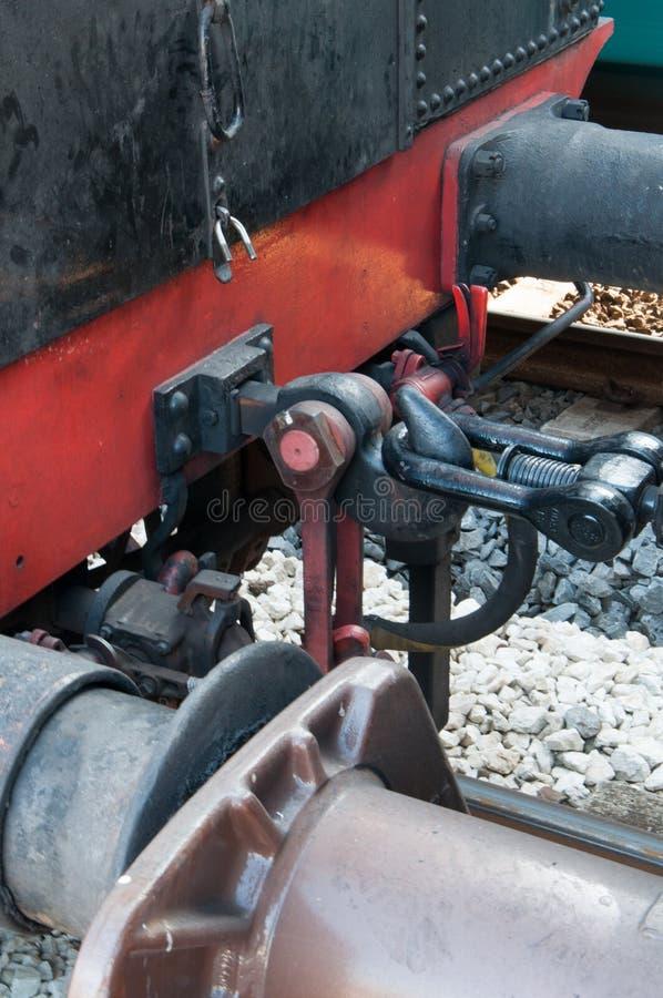 Download Locomotive à Vapeur De Vintage à La Station Image éditorial - Image du railway, chariot: 87708300