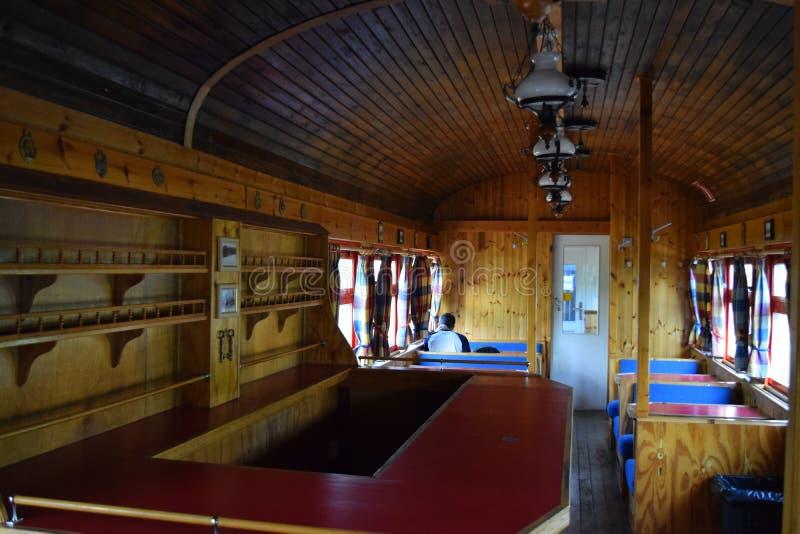 Locomotive à vapeur Hr1 (Ukko-Pekka) photo libre de droits