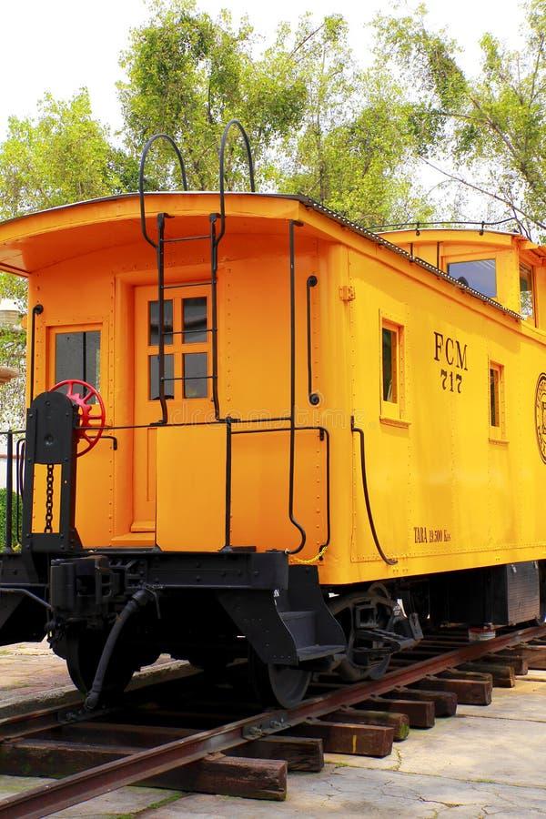 Locomotive à vapeur VI photo libre de droits
