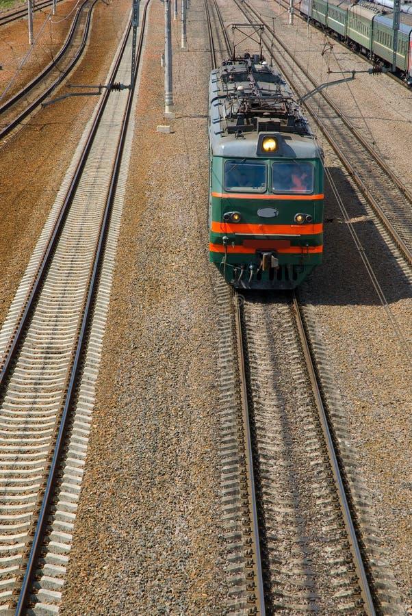 Locomotive photo stock