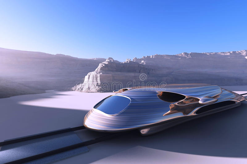Download The locomotive stock illustration. Image of freight, speed - 20403187