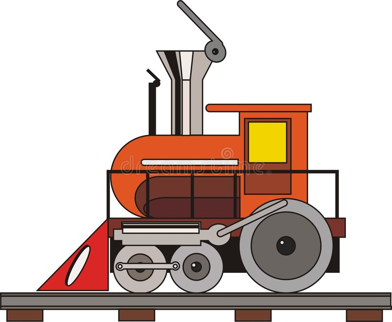 Download Locomotive Royalty Free Stock Photography - Image: 2821597