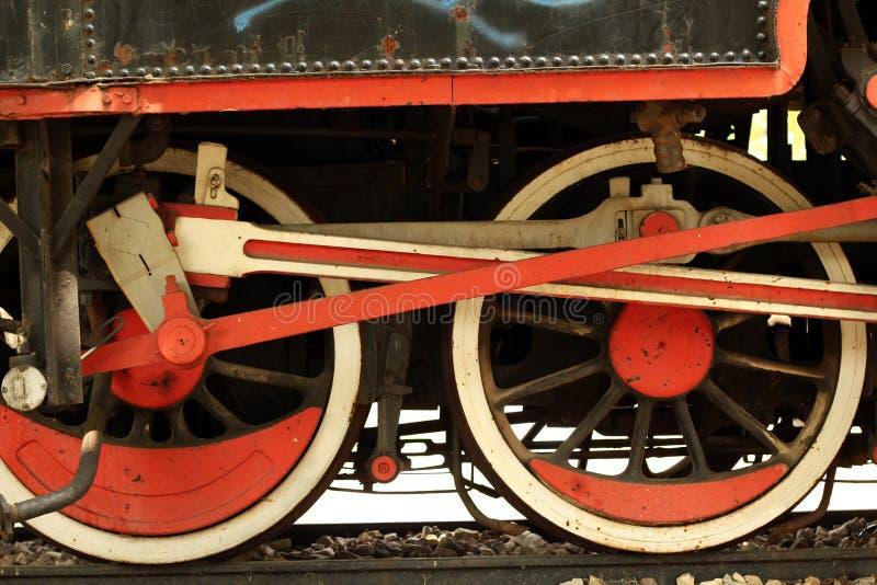 Download Locomotive iron wheels stock image. Image of detail, metal - 33571223