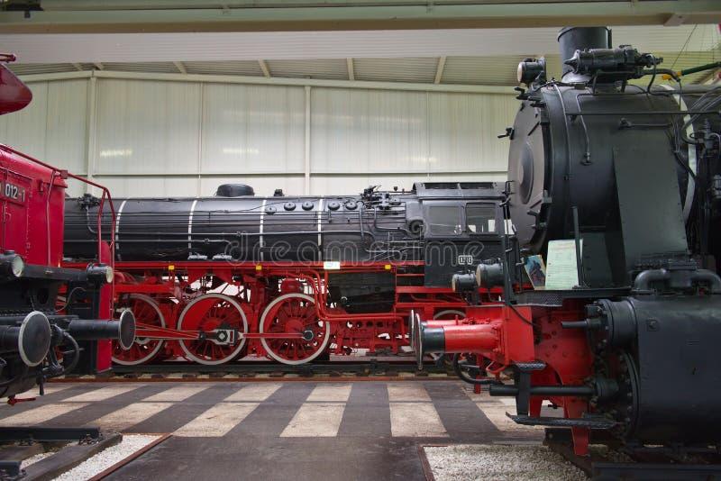 Download Locomotive Nel Museo Tecnico Di Speyer Fotografia Editoriale - Immagine di ferrovia, flusso: 55362447